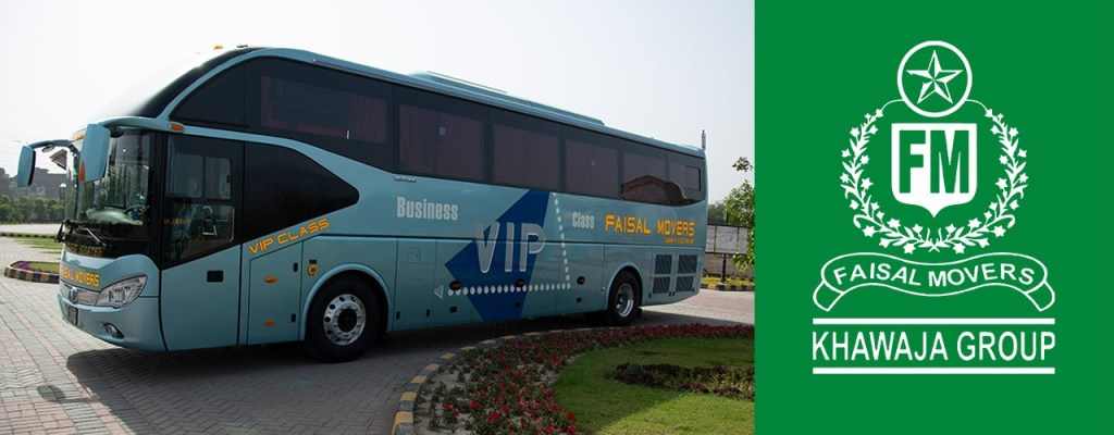 faisal movers bus service
