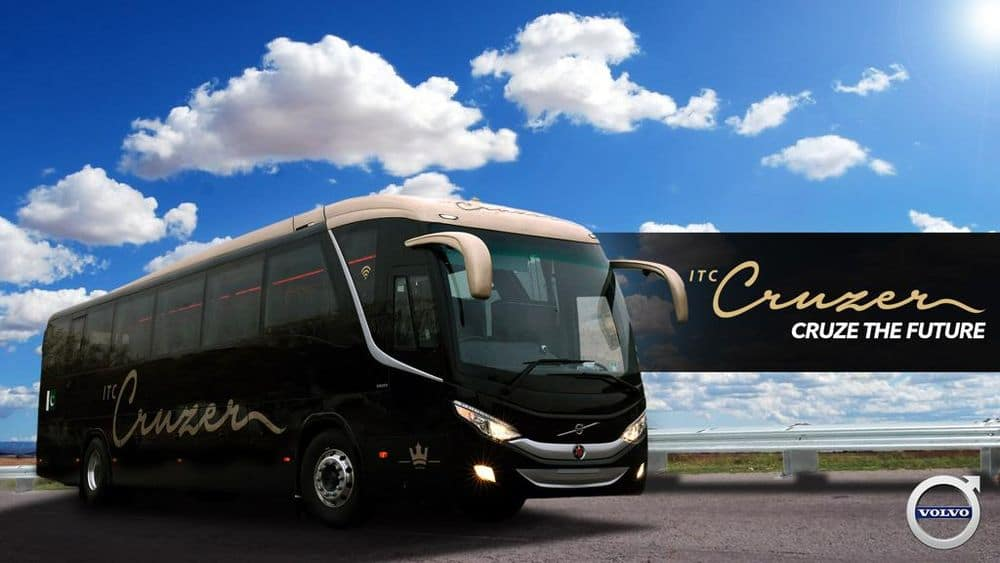 itc cruzer bus service