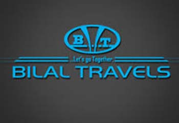 bilal travels fares
