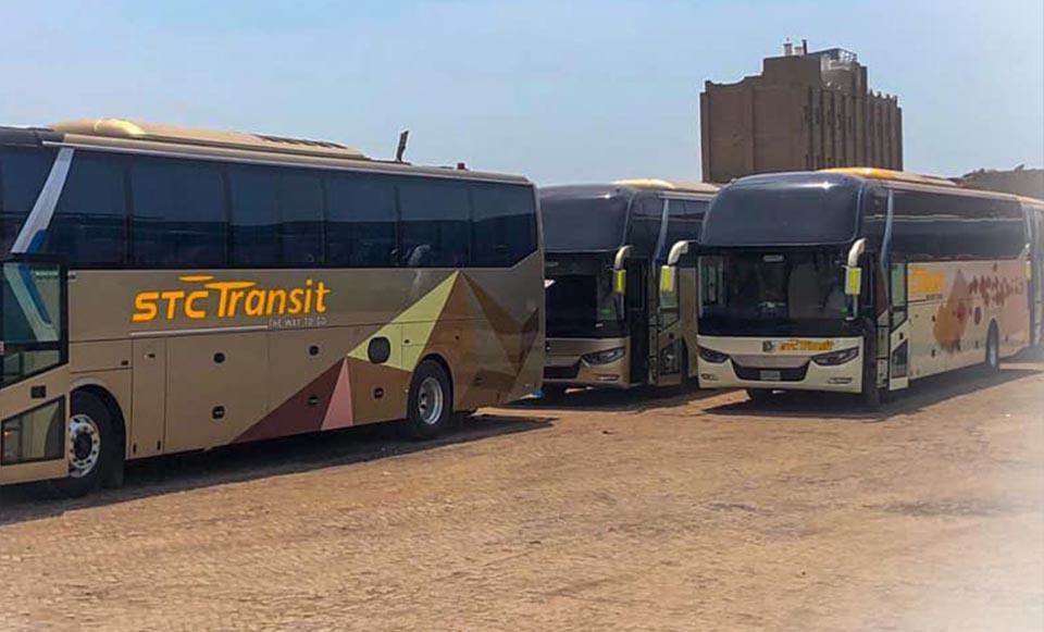 STC Transit Bus