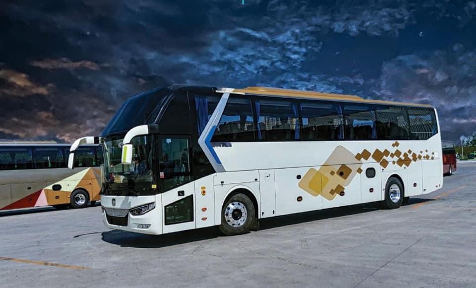 STC Transit Zhong Tong Buses