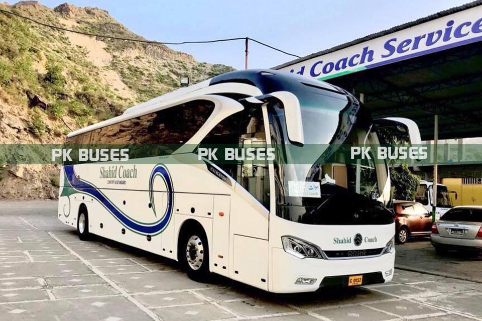 shahid coach gold class golden dragon luxury bus