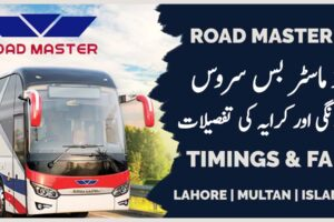 Road Master Bus Timings & Fares