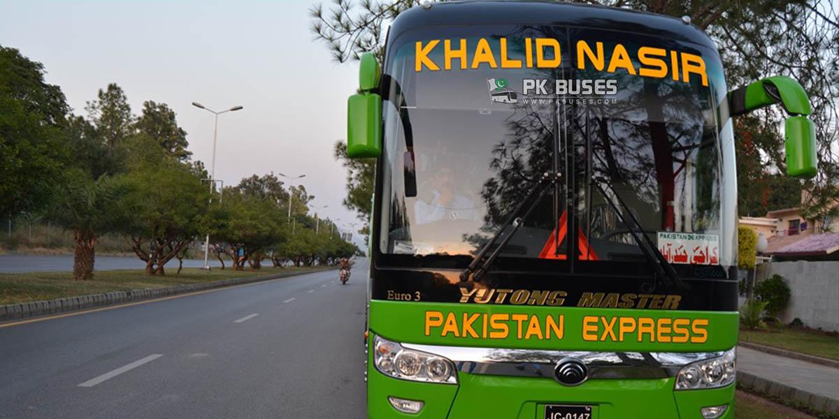 pakistan express khalid nasir karachi