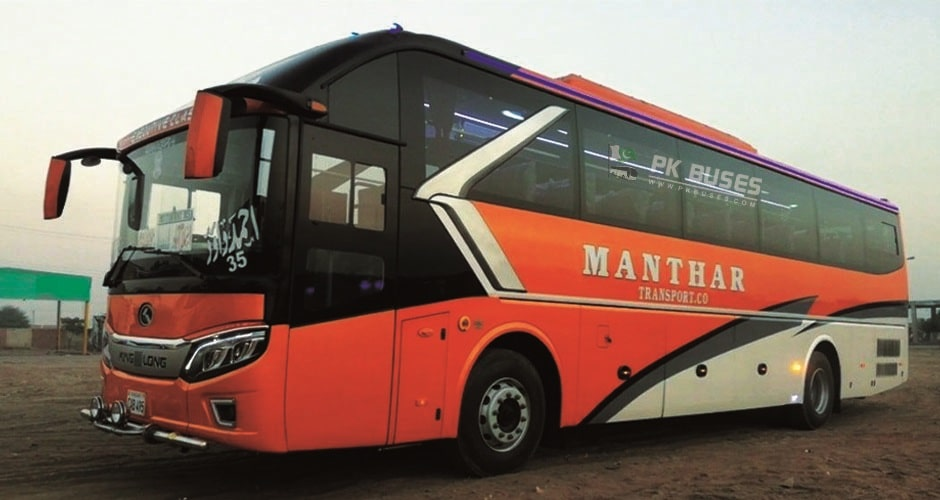 Manthar Transport Company sadiqbad to Islamabad best bus service