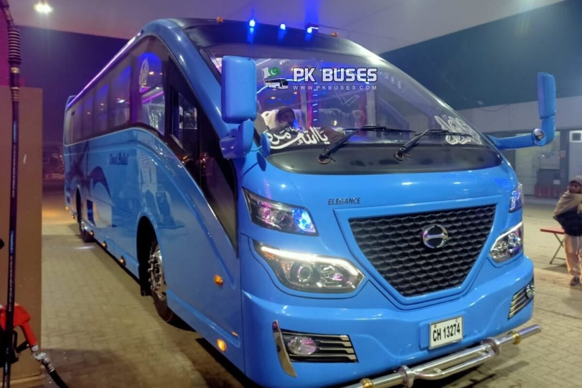 bullet bus karachi to quetta