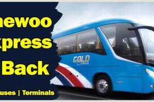 Daewoo Express is Back