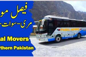 Faisal Movers in Northern Pakistan