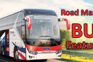Road Master Bus Features