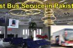road master is best bus service in Pakistan