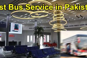 Best Bus Service in Pakistan
