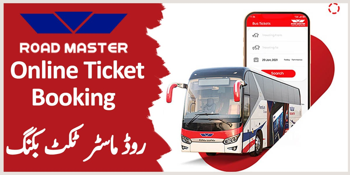 Road Master Online Ticket Booking