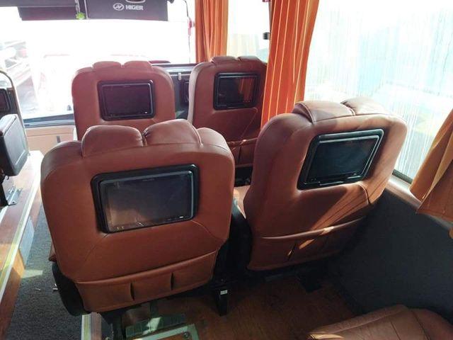 Shaheen Express Business Class bus