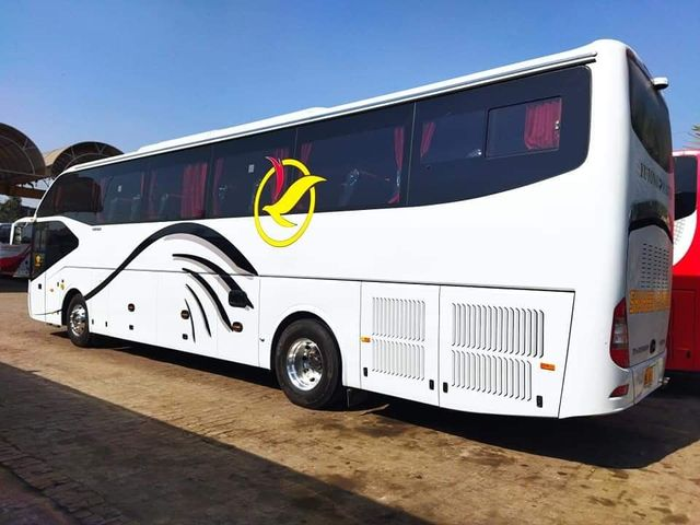 Shaheen Express New Bus