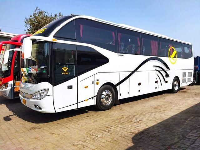 Shaheen Express New Yutong Bus Karachi to Kohat