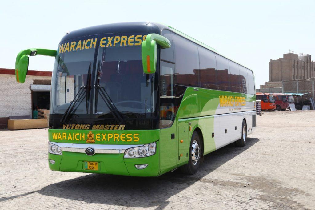 Warraich Express New Luxury Buses