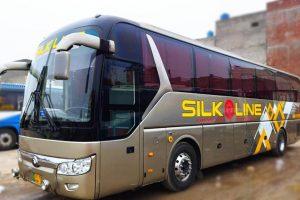 Silk Line Bus Service Fares | Silk Line Bus Ticket Price