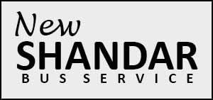 new shandar bus service logo quetta to karachi