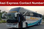 niazi express contact numbers for all over Pakistan Lahore, Karachi, Multan, Mianwali, Abbotabad